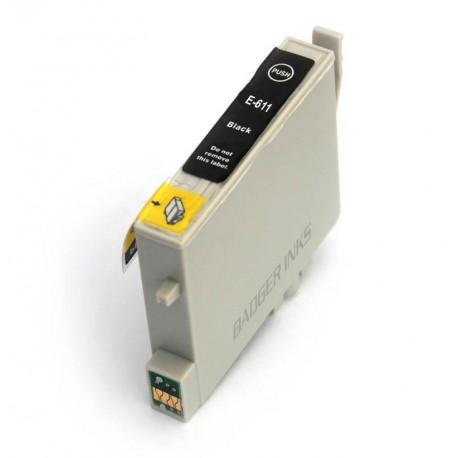Cartucho  De Tinta Compatible EPSON T0611 negro C13T06114010