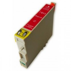 Cartucho  De Tinta Compatible EPSON T0613 magenta C13T06134010