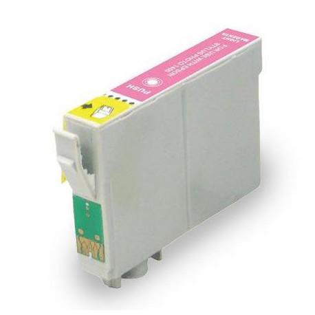 Cartucho  De Tinta Compatible EPSON T0596 magenta claro C13T05964010