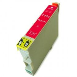 Cartucho  De Tinta Compatible EPSON T0553 magenta C13T05534010