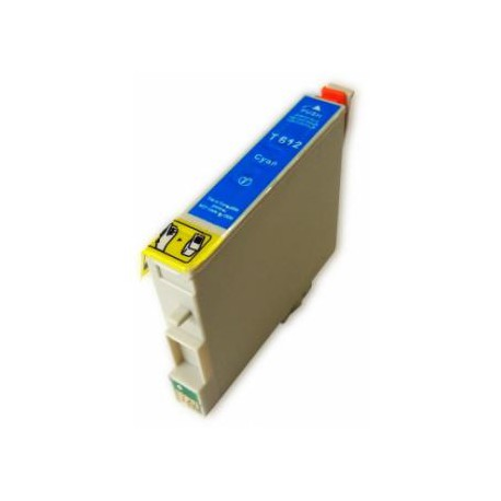 Cartucho  De Tinta Compatible EPSON T0612 cian C13T06124010