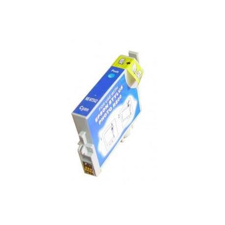 Cartucho  De Tinta Compatible EPSON T0542 cian C13T05424010