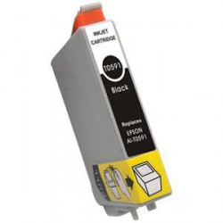 Cartucho  De Tinta Compatible EPSON T0591 negro foto C13T05914010
