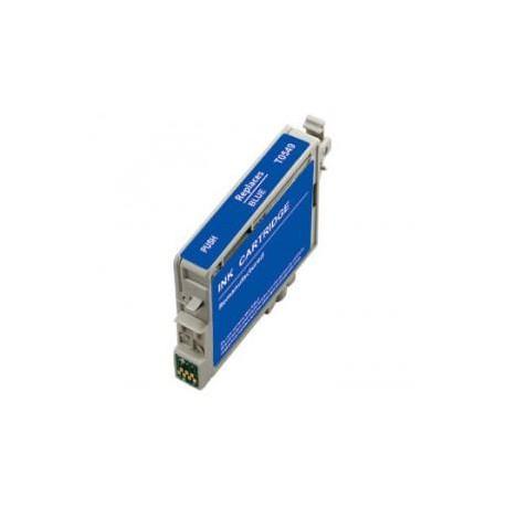 Cartucho  De Tinta Compatible EPSON T0549 azul básico C13T05494010