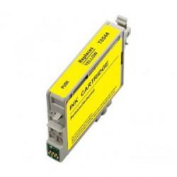 Cartucho  De Tinta Compatible EPSON T0544 amarillo C13T05444010