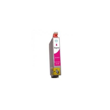 Cartucho  De Tinta Compatible EPSON T0483 magenta C13T04834010
