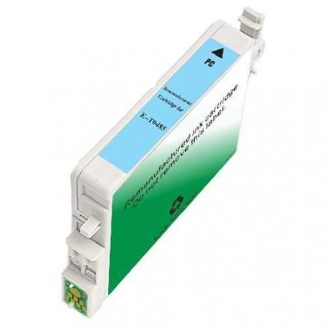 Cartucho  De Tinta Compatible EPSON T0485 cian claro C13T04854010