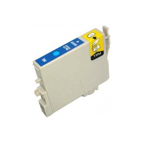 Cartucho  De Tinta Compatible EPSON T0482 cian C13T04824010