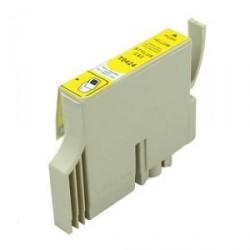 Cartucho  De Tinta Compatible EPSON T0424 amarillo C13T04244010