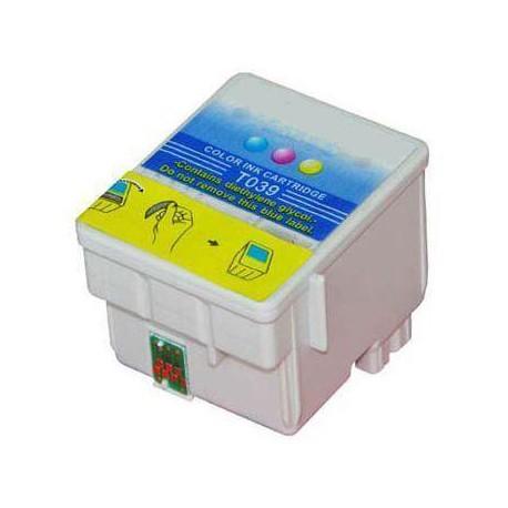 Cartucho  De Tinta Compatible EPSON T039 3 colores T039