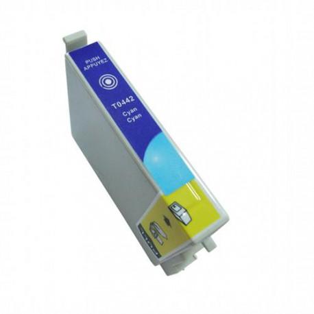Cartucho  De Tinta Compatible EPSON T0442 cian C13T04424010