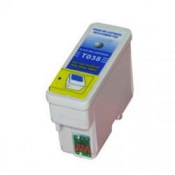 Cartucho  De Tinta Compatible EPSON T038 negro C13T03814A10