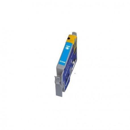 Cartucho  De Tinta Compatible EPSON T0422 cian C13T04224010