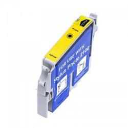 Cartucho De Tinta Compatible EPSON T0344 amarillo C13T03444010