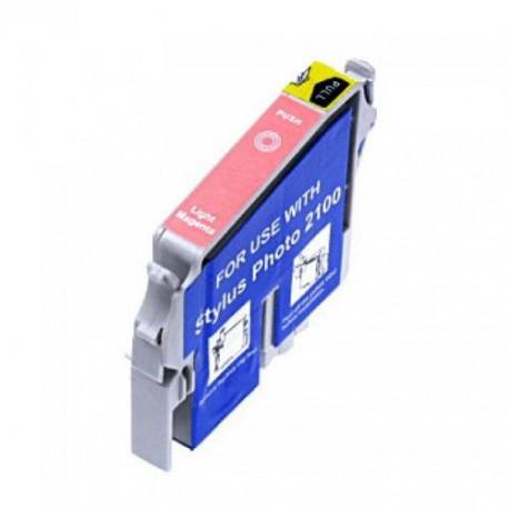 Cartucho  De Tinta Compatible EPSON T0346 magenta claro C13T03464010