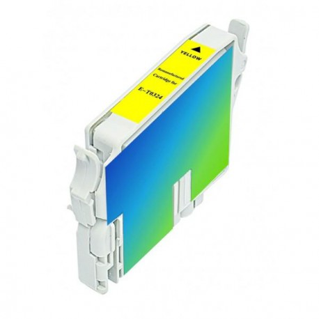 Cartucho  De Tinta Compatible EPSON T0324 amarillo C13T03244010