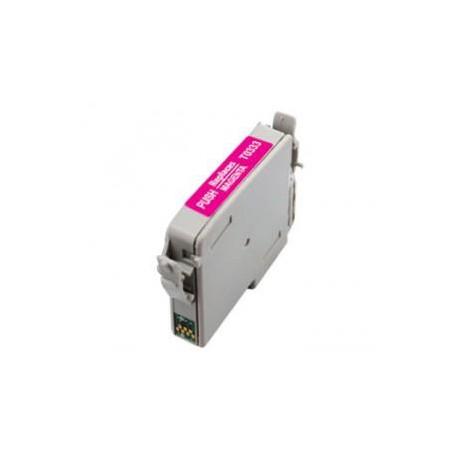 Cartucho  De Tinta Compatible EPSON T0333 magenta C13T03334010