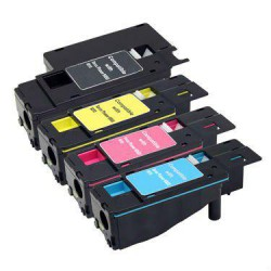 Pack de 4 Toner Compatible XEROX 6000 4 colores 106R01630, 106R01629, 106R01628 y 106R01627