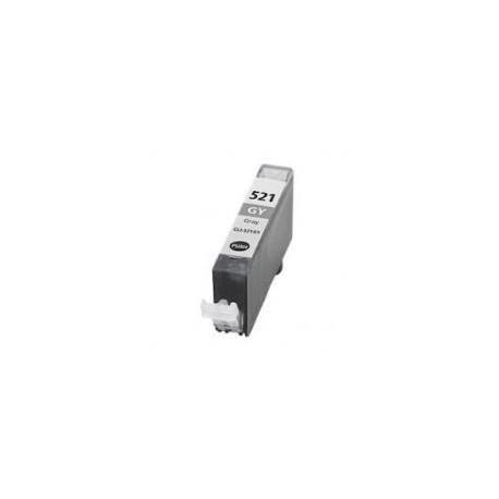 Cartucho  De Tinta Compatible CANON CLI521 gris 2937B001