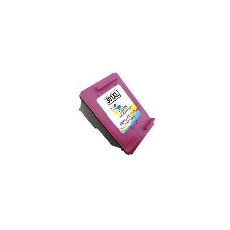 Cartucho  De Tinta Compatible HP 301XL 3 colores CH564EE
