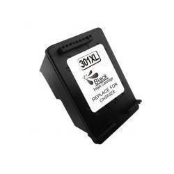 Cartucho  De Tinta Compatible HP 301XL negro CH563EE