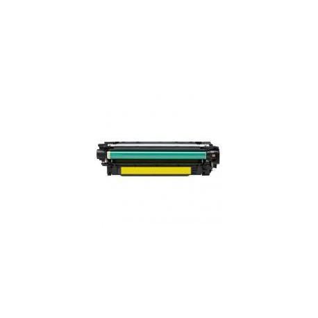 Toner Compatible CANON 723 amarillo 2641B002