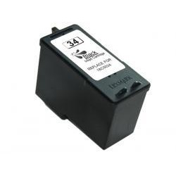 Cartucho  De Tinta Compatible LEXMARK LEXMARK  34 negro 18C0034E
