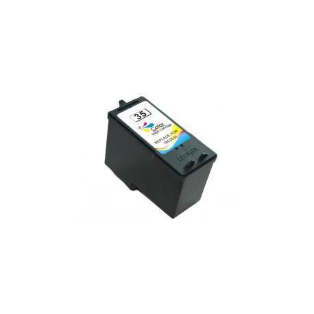 Cartucho  De Tinta Compatible LEXMARK 35 3 colores 18C0035E