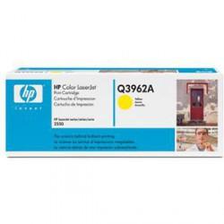 Toner Original HP 122A amarillo Q3962A