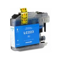 Cartucho  De Tinta Compatible BROTHER LC-223 cian LC223C