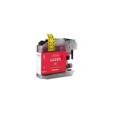 Cartucho  De Tinta Compatible BROTHER LC-223 magenta LC223M