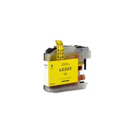 Cartucho  De Tinta Compatible BROTHER LC-223 amarillo LC223Y