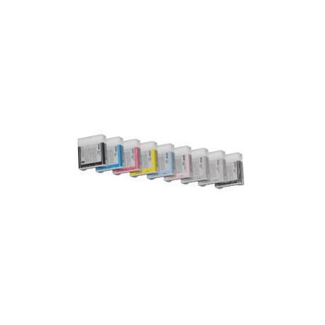 Cartucho  De Tinta Compatible EPSON T603500 cian claro C13T603500