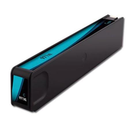 Cartucho  De Tinta Compatible HP 971XL cian CN626AE