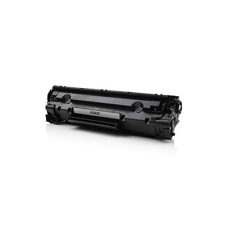 Toner Compatible HP 83A negro CF283A