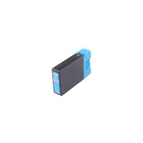 Cartucho  De Tinta Compatible CANON PGI1500XLCY cian 9183B001