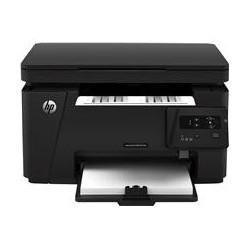 Impresora multifuncional HP LaserJet Pro MFP M125a + 4 TONER COMPATIBLES