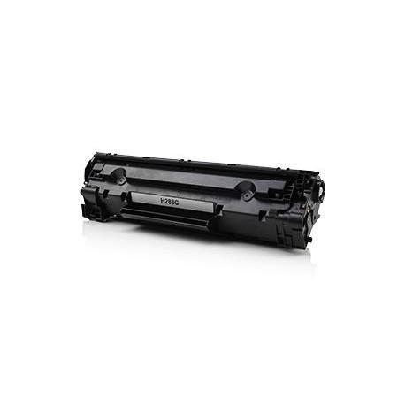 Toner Compatible HP HP 83X negro CF283X