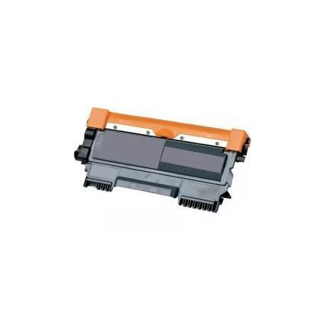Pack de 2 Toner Compatible BROTHER TN2220 negro TN-2220