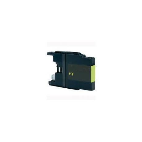 Cartucho  De Tinta Compatible BROTHER LC-1240 amarillo LC1240Y