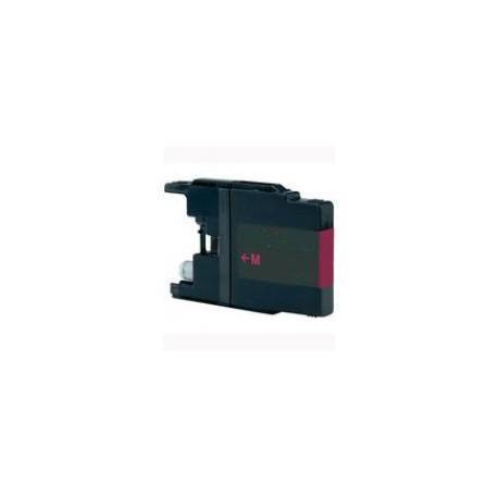 Cartucho  De Tinta Compatible BROTHER LC-1240 magenta LC1240M