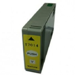 Toner Compatible EPSON T7024 amarillo C13T70244010