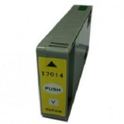 Toner Compatible EPSON T7034 amarillo C13T70344010