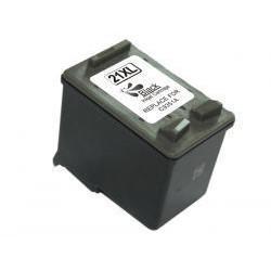 Cartucho  De Tinta Compatible HP 21 negro C9351AE