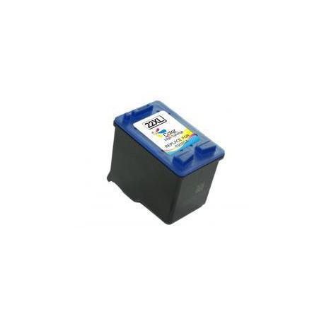 Cartucho  De Tinta Compatible HP 22 3 colores C9352AE