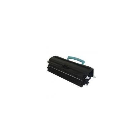 Toner Compatible LEXMARK E260 negro E260A11E