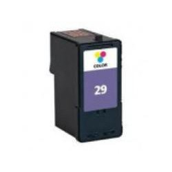 Cartucho  De Tinta Compatible LEXMARK 29 3 colores 18C1529E