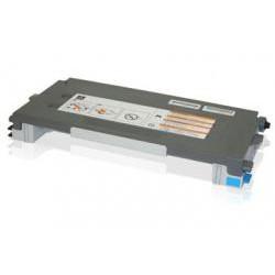 Toner Compatible LEXMARK C500N cian C500H2CG
