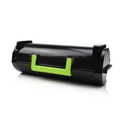 Toner Compatible LEXMARK MS410 negro 502X