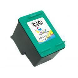 Cartucho  De Tinta Compatible HP 351 3 colores CB337EE